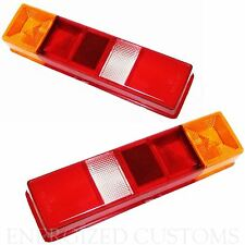 FORD TRANSIT MK7 4/2006-2010 REAR TAIL LIGHTS 1 PAIR O/S & N/S