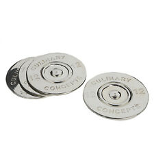 Culinary Concepts -  Set of 4 Cartridge Bottle Coasters in Presentation Gift Box