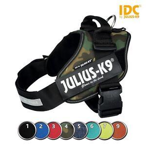 Julius K9 IDC-Powergeschirr,alle Größen, K-9 Geschirr,Hundegeschirr,Hunde