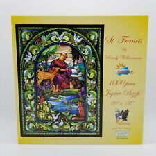 Suns Out St. Francis By Randy Wollenmann 1000 Piece Jigsaw Puzzle