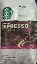 Starbucks Whole Bean Coffee Dark Espresso Roast