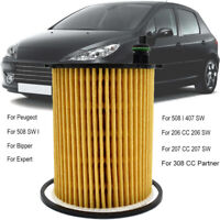 Oil Filter 1109AY For Peugeot 206 207 208 307 407 1007 5008 1.4 1.6 HDI Diesel