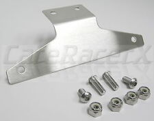 Motorcycle Undertail Fender Eliminator Universal Stainless Tag Mount Bracket
