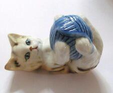 "Danbury Mint Cats Of Character ""Roly Poly"" Fine Bone China Figurine"