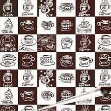 """coffee style Chocolate Transfer Sheets - 8.07""""x12.6"""" 2sheets"""