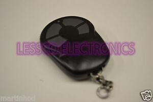 + FREE PROGRAM L2M443 433 Omega K9 4 Button Remote Transmitter Alarm