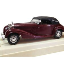 SOLIDO Mercedes 540k 1939 1:43 Diecast coche usado