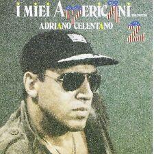 Adriano CELENTANO-I miei americani tre puntini vol.2 2012 REMASTER CD NUOVO