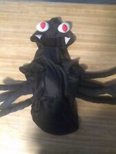 Martha Stewart Size Medium Sparkley Hoodie Spider Dog Costume