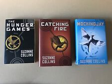 THE HUNGER GAMES TRILOGY - PAPERBACK & HARDBACK - EXCELLENT CONDITION