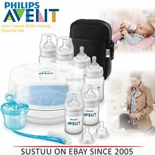 Philips AVENT Classic Bottle Feeding Essential Set Scd383/01