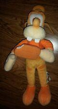 Disney Promotional Orange Dreamsicle Limited Edition Goofy Stuffed Animal Plush