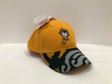 NEW Vintage 2008 Beijing Olympic Hat Yellow Rare NWT