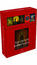 The Sacred Indian Tarot Symbols, ,Icons from Indian Mythology , 22 Cards +Book