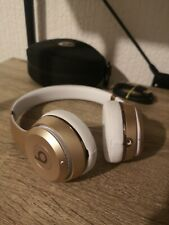 Apple Beats By Dr Dre Solo 3 Wireless Gold Genuine