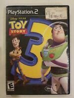 Toy Story 3 (Sony PlayStation 2, 2010 PS2 - Tested RESURFACED NO MANUAL FREE S/H