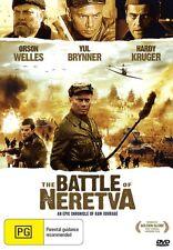 BATTLE OF NERETVA - ORSON WELLES - NEW & SEALED DVD