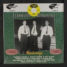 "VARIOUS: Fernwood Rockabillies LP (UK, 10"", shrink) Rockabilly"