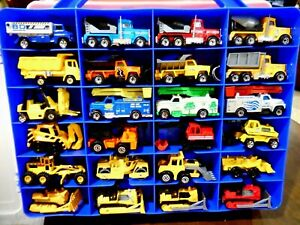 Construction,Utility, Recreation, with case. HW,Matchbox, , Maisto. 48 Vehicles