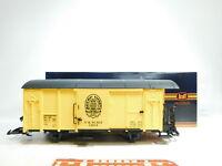 BH11-2# Train Spur G/IIm 757-5804 gedeckter Güterwagen G & Scale, NEUW+OVP