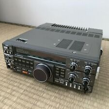KENWOOD TS-440S All Mode HF 100W Amateur Ham Radio Transceiver with Manual