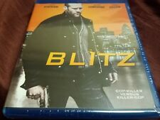 Blitz (Blu-ray Disc, 2011). New and sealed, ships super fast.