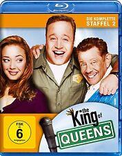 THE KING OF QUEENS, Staffel 2 (2 Blu-ray Discs) NEU+OVP