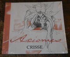 CRISSE ART-BOOK Axiomes édition limitée numérotée signée 1000ex+ Ex-Libris NEUF