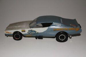 1970's Dodge Charger Super Chief Funny Car Original Kit