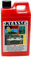 Klasse ALL-IN-ONE Car Polish 16.9 oz. KL-01