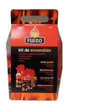 Kit power FIREPLACE OK FUEGO (pills ec,matches, gel power and gloves)
