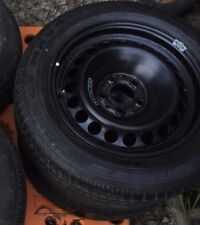 "2104000802 GENUINE Mercedes 16"" RIM WHEEL 16X7.5 Ronal & Tire 215/55R15"