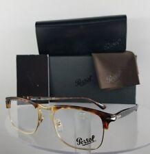 c2f1405755484 Brand New Authentic Persol Eyeglasses 8359-V 24 Tortoise Gold 51mm Frame  8359