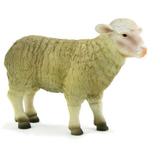 Sheep Ewe 3 1/2in Farm Mojo 387096