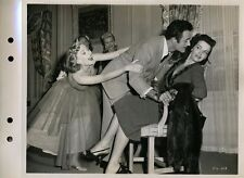 """Jane Russell The French Line Original 8x10"""" Linen Backed Key Book Photo #M2920"""