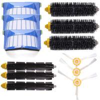 3 Armed Aero Vac Filters Brush For iRobot Roomba 600 Series 620 630 650 660