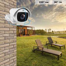 Mini Bullet PTZ IP Camera 5MP Super HD 2592x1944 Pan/Tilt 10x Zoom Cameras