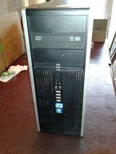 HP Elite 8200 MicroTower Intel Quad Core i5-2500 3.3GHz 8GB 500GB Win 7 pro