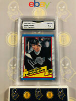 1989 O-Pee-Chee Wayne Gretzky #325 - 10 GEM MINT GMA Graded NHL Hockey Card