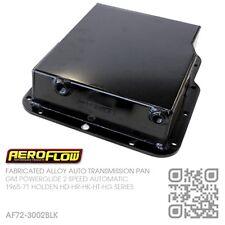 "AEROFLOW FAB ALLOY POWERGLIDE AUTO 3"" DEEP PAN [HOLDEN HD-HR & HK-HT-HG MONARO]B"