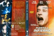 DVD PUERTA AL INFIERNO (DAVID CARRADINE) (5G)