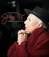 JONI MITCHELL Joni 75 A Birthday Celebration DVD NEW NTSC R0 Various Artists