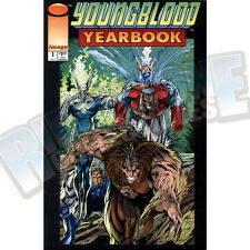 YOUNGBLOOD YEARBOOK #1 NM