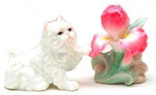 Persian Cat  Salt & Pepper Shaker