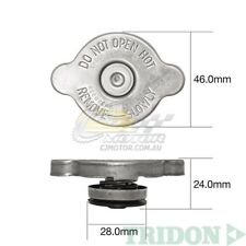 TRIDON RADIATOR CAP FOR Kia Sorento XM 10/09-06/11 4 2.3L G4KE DOHC VVT 16V