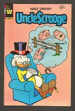 Uncle Scrooge - #201 - Whitman - Walt Disney -1983 (Grade 7.5/8.0)WH
