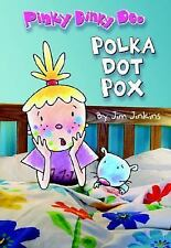 Pinky Dinky Doo: Polka Dot Pox (Step into Reading)-ExLibrary