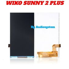 DISPLAY LCD CRISTALLI LIQUIDI PER WIKO SUNNY 2 PLUS MONITOR SCHERMO NUOVO