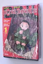 BATTLE ROYALE II BLITZ n. 1-2 SERIE COMPLETA Shin Vision 2005 Hitoshi-Koushun