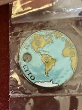 Pathtag 8387 - CITO on Every Continent Tag